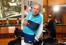 Photo of Aplazan juicio Odebrecht debido a lesión sufrida por Rondón; fue citado para comprobar lesión