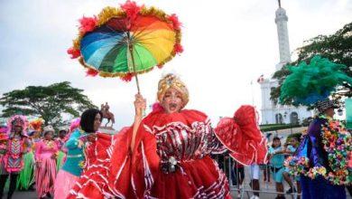 Photo of Provincias del Cibao inician las fiestas del carnaval 2020