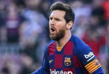 """Photo of Messi, con una """"pequeña contractura"""", sigue sin entrenarse con el grupo"""