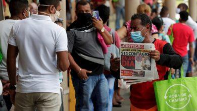 Photo of Por Covid-19, a punto de colapsar servicios médicos en Panamá