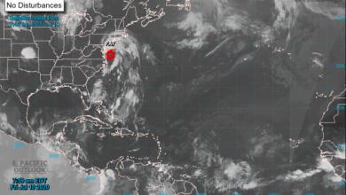 Photo of La tormenta tropical Fay tocará tierra en los Estados Unidos hoy o mañana