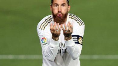 Photo of Real Madrid gana al Getafe con gol de penal de Sergio Ramos