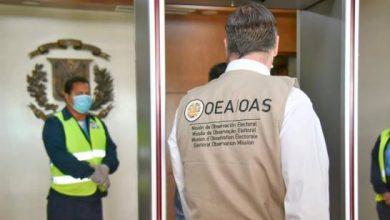 Photo of Misión de Observadores de la OEA divulga informe preliminar sobre las elecciones dominicanas