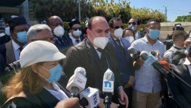 Photo of Colegio de Abogados pide juicio disciplinario contra presidente de la Suprema Corte de Justicia