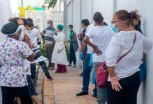 Photo of Proyección | Abinader asumiría el Gobierno con 84,555 casos de COVID-19