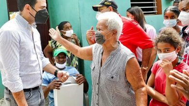 Photo of Roberto Ángel Salcedo realiza recorrido de solidaridad por la provincia de Hato Mayor