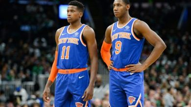 Photo of Knicks superan con facilidad a los Lakers